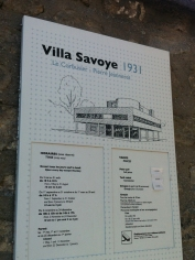 La Villa Savoye - Le Corbusier (199)