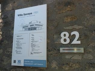 La Villa Savoye - Le Corbusier (200)
