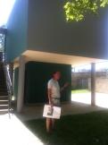 La Villa Savoye - Le Corbusier (4)