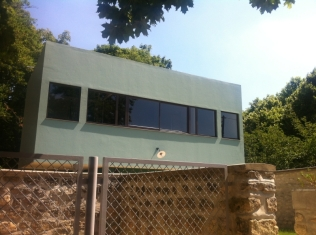 La Villa Savoye - Le Corbusier (44)