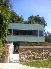 La Villa Savoye - Le Corbusier (45)