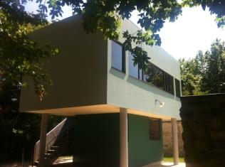 La Villa Savoye - Le Corbusier (47)