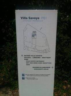 La Villa Savoye - Le Corbusier (48)