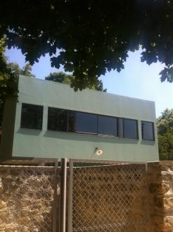 La Villa Savoye - Le Corbusier (49)