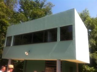 La Villa Savoye - Le Corbusier (5)
