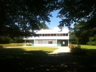 La Villa Savoye - Le Corbusier (50)