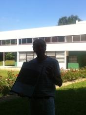 La Villa Savoye - Le Corbusier (51)