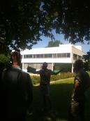 La Villa Savoye - Le Corbusier (52)