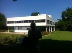 La Villa Savoye - Le Corbusier (53)