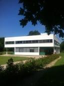 La Villa Savoye - Le Corbusier (54)