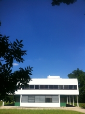 La Villa Savoye - Le Corbusier (55)