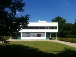 La Villa Savoye - Le Corbusier (56)