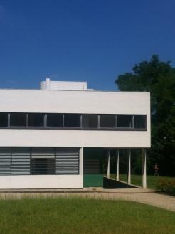 La Villa Savoye - Le Corbusier (57)