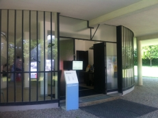 La Villa Savoye - Le Corbusier (62)