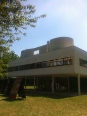 La Villa Savoye - Le Corbusier (64)