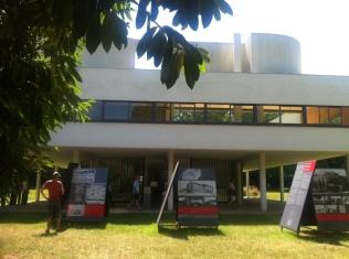 La Villa Savoye - Le Corbusier (65)