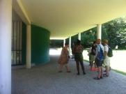 La Villa Savoye - Le Corbusier (67)