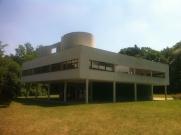La Villa Savoye - Le Corbusier (69)