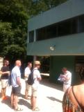 La Villa Savoye - Le Corbusier (7)