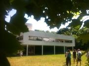 La Villa Savoye - Le Corbusier (70)