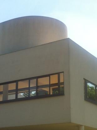 La Villa Savoye - Le Corbusier (73)