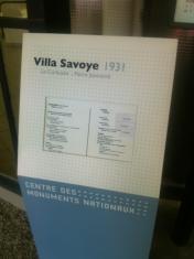 La Villa Savoye - Le Corbusier (75)