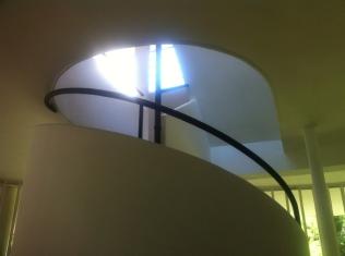 La Villa Savoye - Le Corbusier (83)