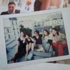 Sur les toits de Paris .. (1)