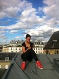 Sur les toits de Paris .. (11)