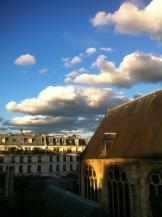Sur les toits de Paris .. (13)