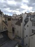 Sur les toits de Paris .. (14)