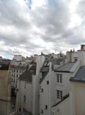Sur les toits de Paris .. (15)