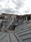 Sur les toits de Paris .. (17)
