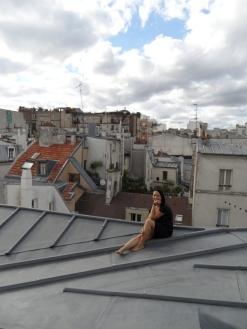 Sur les toits de Paris .. (18)