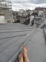 Sur les toits de Paris .. (19)