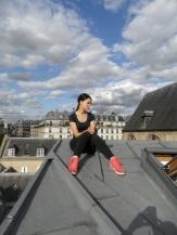 Sur les toits de Paris .. (20)