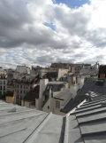 Sur les toits de Paris .. (21)