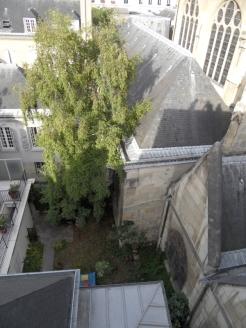 Sur les toits de Paris .. (25)