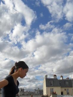 Sur les toits de Paris .. (26)