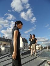 Sur les toits de Paris .. (32)