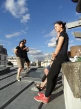 Sur les toits de Paris .. (33)