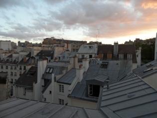 Sur les toits de Paris .. (41)