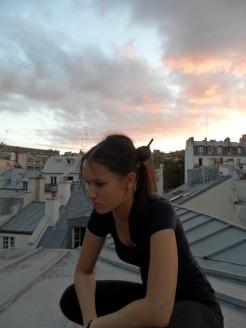 Sur les toits de Paris .. (43)