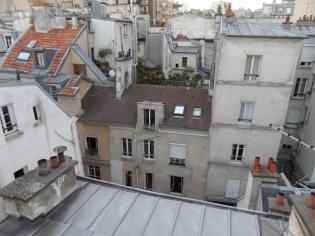Sur les toits de Paris .. (44)