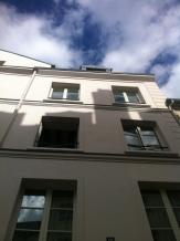 Sur les toits de Paris .. (5)