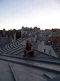 Sur les toits de Paris .. (50)