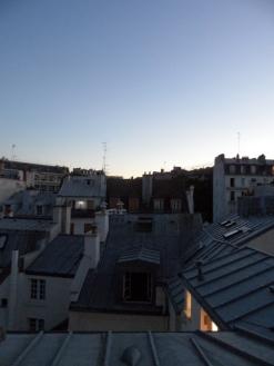 Sur les toits de Paris .. (53)