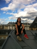 Sur les toits de Paris .. (8)