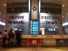 Ben Gurion ... arrivé ! (8)