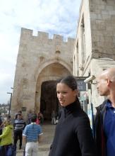 Jerusalem avec guide ! (17)